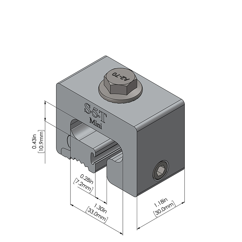 S-5-T Mini Clamp