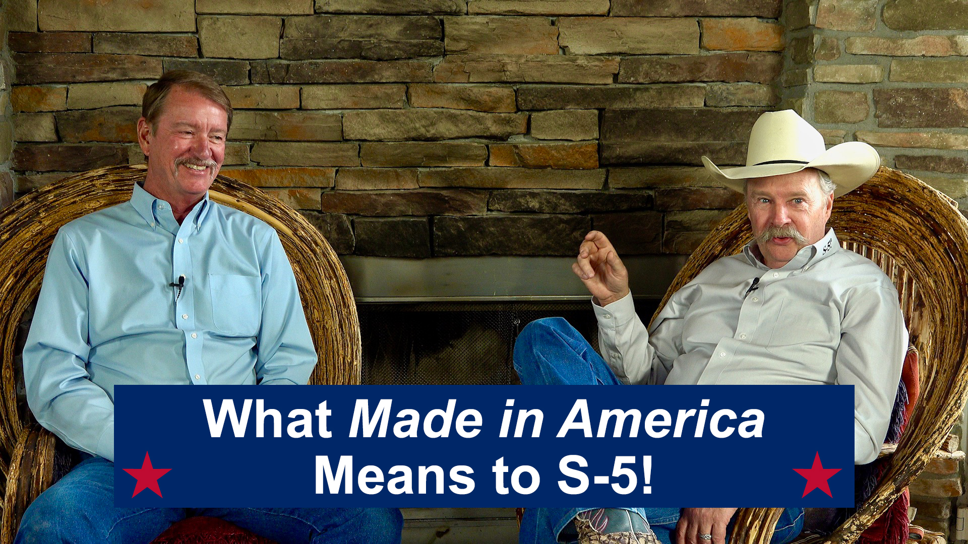 What Made in America Means to S-5!