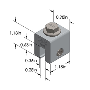S-5-E Mini Clamp