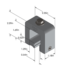 S-5-Q Mini Clamp
