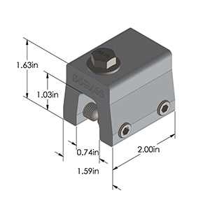 S-5-R465 Clamp