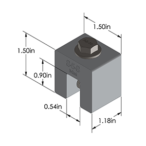 S-5-S Mini Clamp