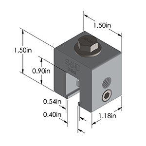 S-5-U Mini Clamp