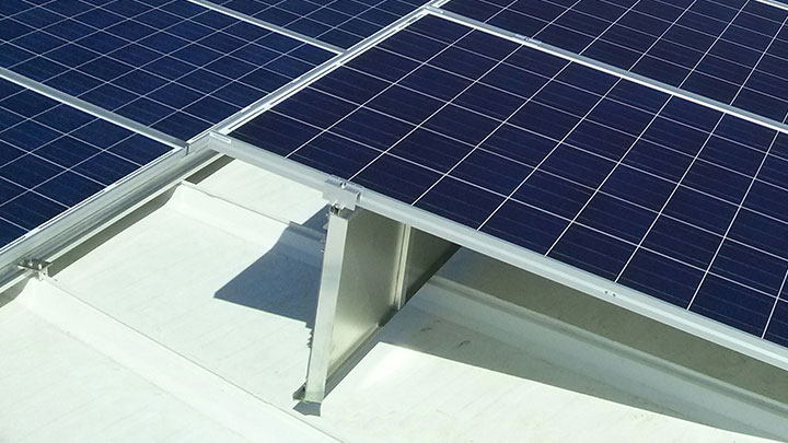 Standing Seam Metal Roof Solar Mounting Systems