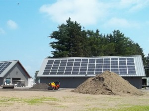 Frey Electric Solar Project with S-5! HarvestHill1-300x225