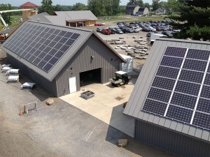 Frey Electric Solar Project with S-5! HarvestHill2-300x225