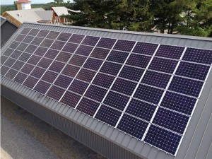 Frey Electric Solar Project with S-5! HarvestHill5-300x225