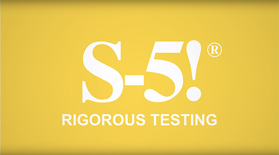 S-5!® Rigorous Testing – Spanish Subtitles